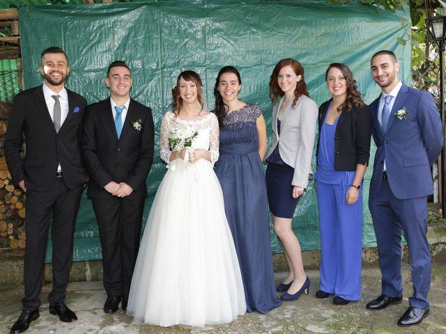 Il matrimonio di Erica e Paolo a Oriolo Romano, Viterbo 18