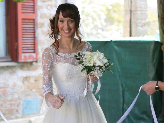 Il matrimonio di Erica e Paolo a Oriolo Romano, Viterbo 19