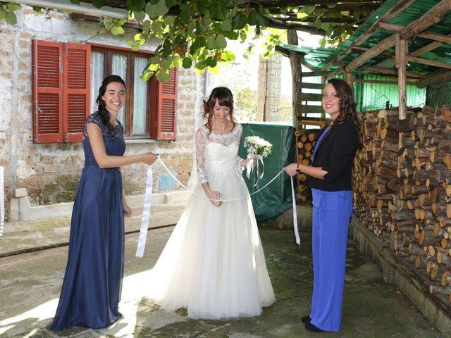 Il matrimonio di Erica e Paolo a Oriolo Romano, Viterbo 20