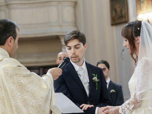 Il matrimonio di Erica e Paolo a Oriolo Romano, Viterbo 22