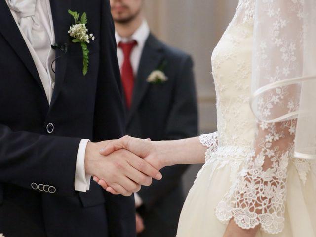 Il matrimonio di Erica e Paolo a Oriolo Romano, Viterbo 23