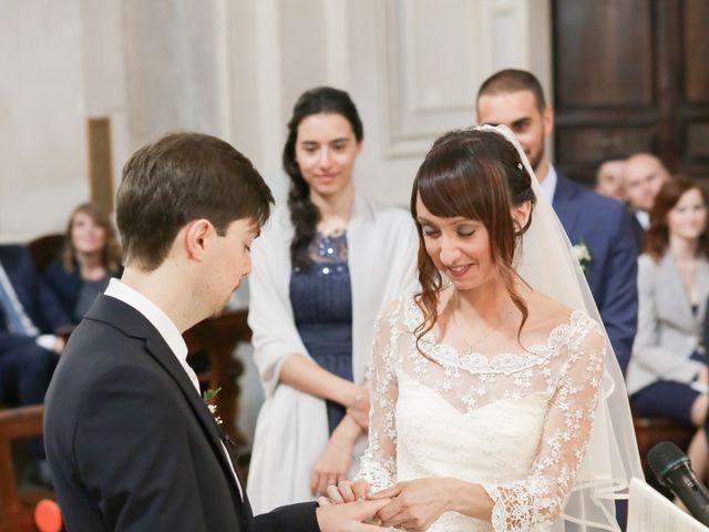 Il matrimonio di Erica e Paolo a Oriolo Romano, Viterbo 24