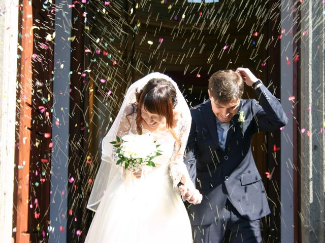 Il matrimonio di Erica e Paolo a Oriolo Romano, Viterbo 26