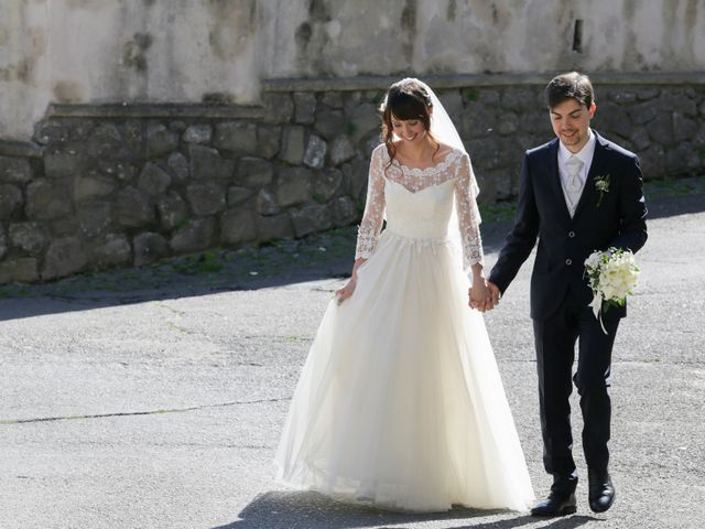 Il matrimonio di Erica e Paolo a Oriolo Romano, Viterbo 27