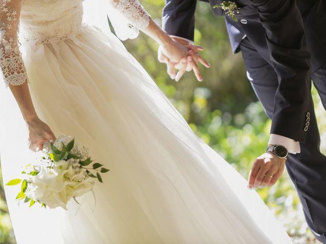 Il matrimonio di Erica e Paolo a Oriolo Romano, Viterbo 29