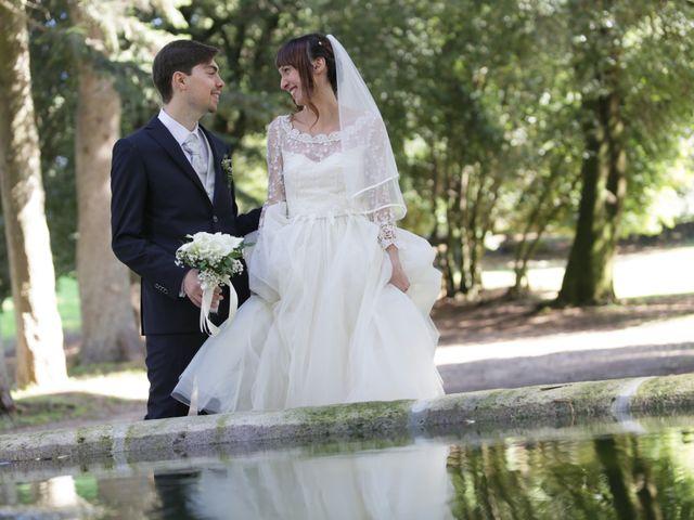 Il matrimonio di Erica e Paolo a Oriolo Romano, Viterbo 30