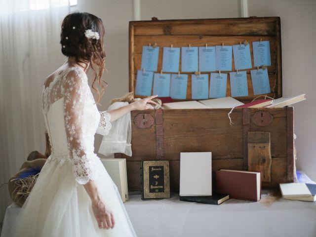 Il matrimonio di Erica e Paolo a Oriolo Romano, Viterbo 33