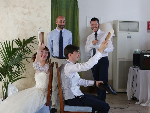 Il matrimonio di Erica e Paolo a Oriolo Romano, Viterbo 34