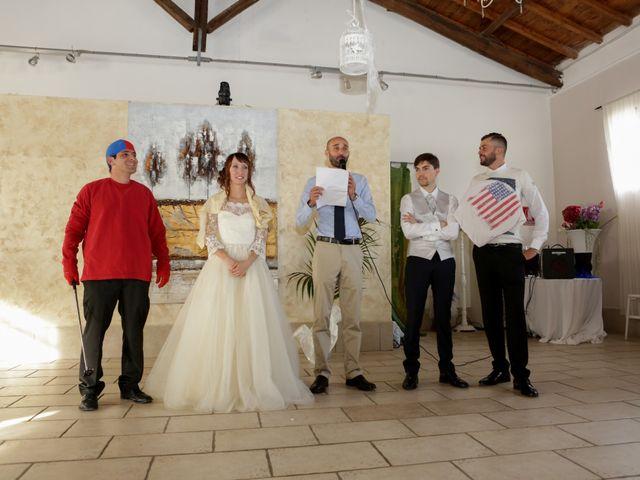 Il matrimonio di Erica e Paolo a Oriolo Romano, Viterbo 35