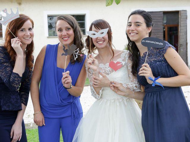 Il matrimonio di Erica e Paolo a Oriolo Romano, Viterbo 36