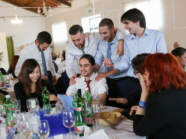 Il matrimonio di Erica e Paolo a Oriolo Romano, Viterbo 38