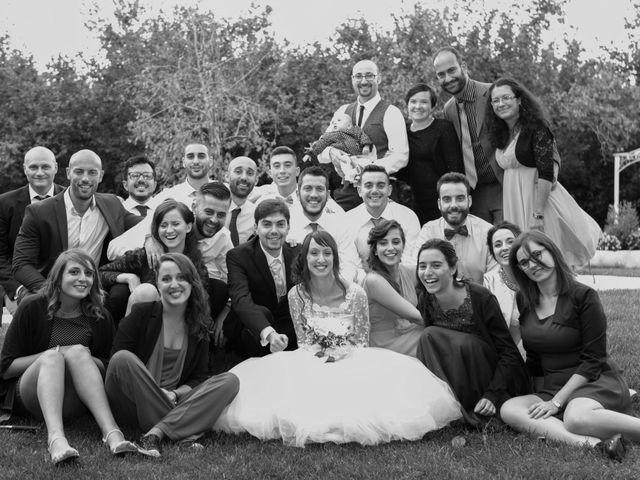 Il matrimonio di Erica e Paolo a Oriolo Romano, Viterbo 41