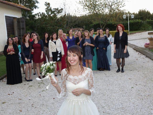 Il matrimonio di Erica e Paolo a Oriolo Romano, Viterbo 42