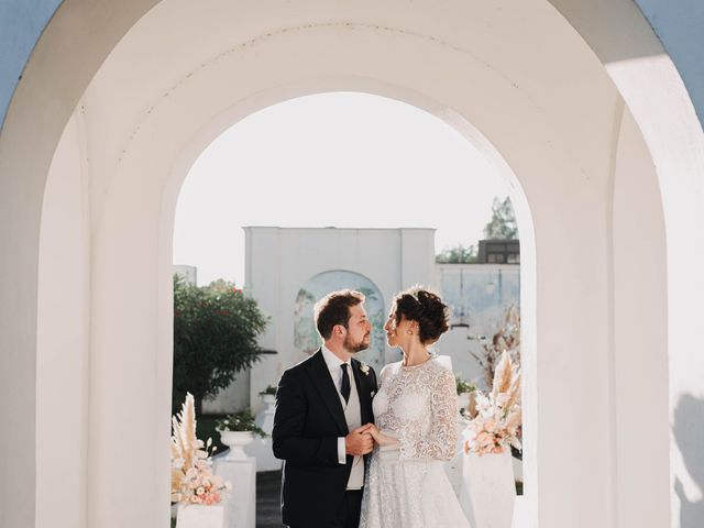 Le nozze di Antonio e Alessandra