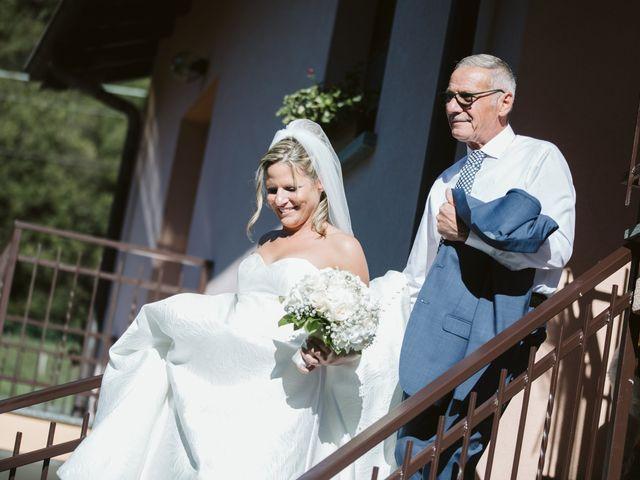 Il matrimonio di MANUEL e VALENTINA a Cernusco Lombardone, Lecco 41