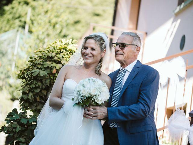 Il matrimonio di MANUEL e VALENTINA a Cernusco Lombardone, Lecco 42
