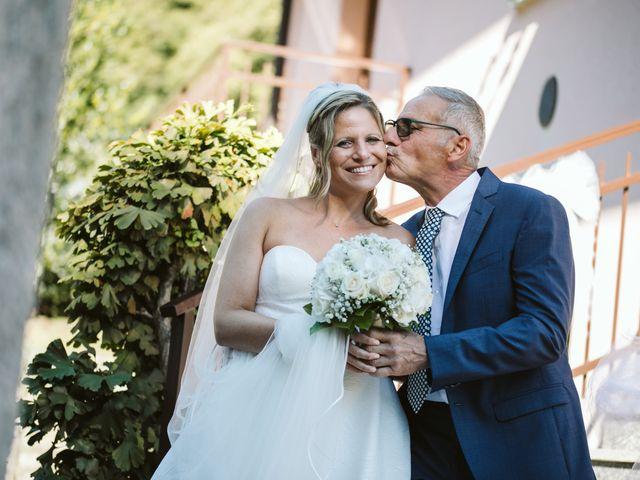 Il matrimonio di MANUEL e VALENTINA a Cernusco Lombardone, Lecco 43