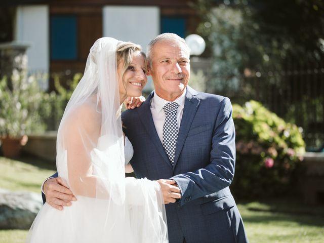 Il matrimonio di MANUEL e VALENTINA a Cernusco Lombardone, Lecco 47