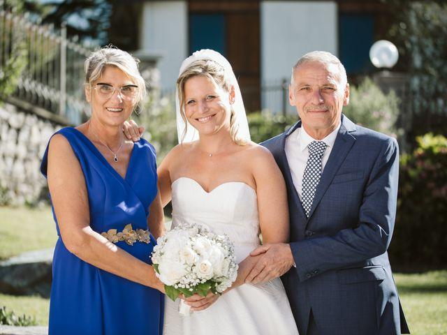 Il matrimonio di MANUEL e VALENTINA a Cernusco Lombardone, Lecco 48