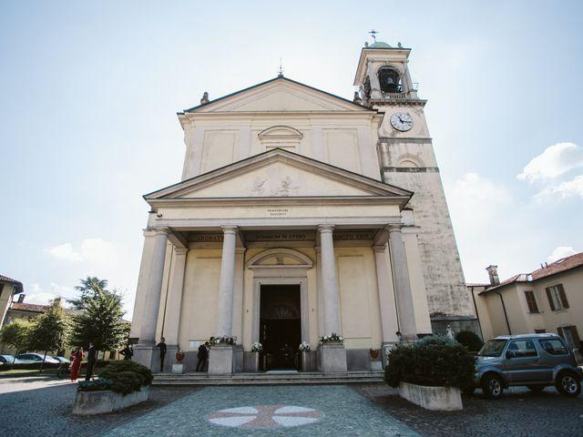 Il matrimonio di MANUEL e VALENTINA a Cernusco Lombardone, Lecco 71
