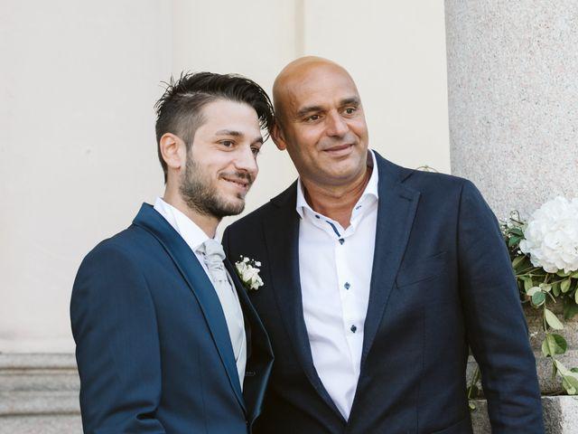 Il matrimonio di MANUEL e VALENTINA a Cernusco Lombardone, Lecco 82