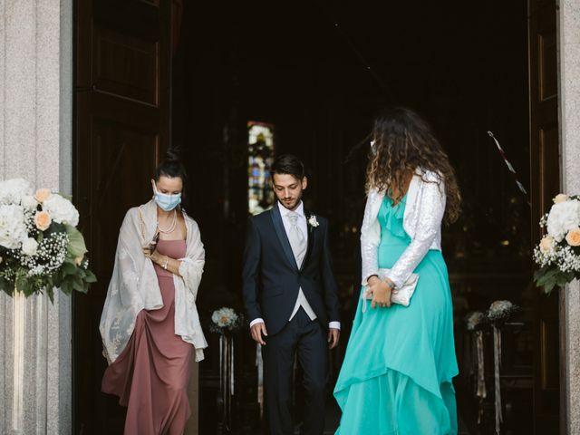 Il matrimonio di MANUEL e VALENTINA a Cernusco Lombardone, Lecco 85