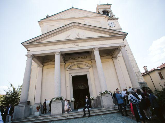 Il matrimonio di MANUEL e VALENTINA a Cernusco Lombardone, Lecco 91