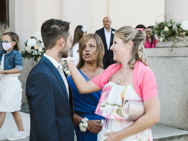 Il matrimonio di MANUEL e VALENTINA a Cernusco Lombardone, Lecco 93