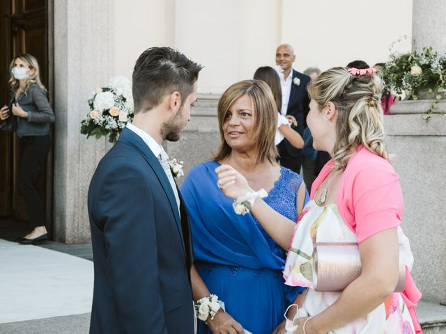Il matrimonio di MANUEL e VALENTINA a Cernusco Lombardone, Lecco 94