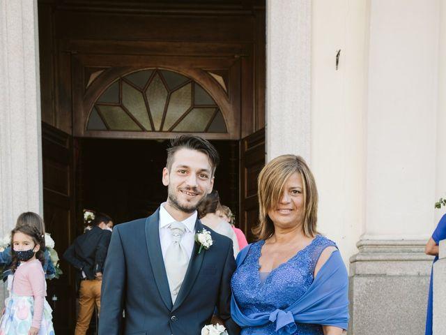 Il matrimonio di MANUEL e VALENTINA a Cernusco Lombardone, Lecco 95