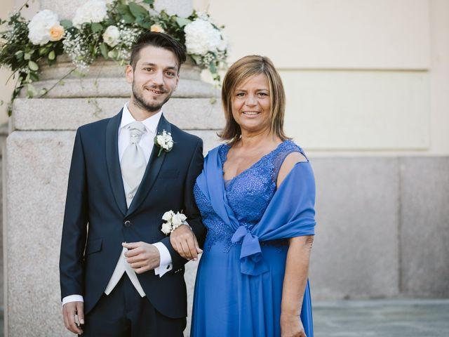 Il matrimonio di MANUEL e VALENTINA a Cernusco Lombardone, Lecco 98