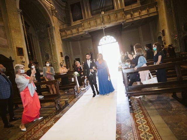 Il matrimonio di MANUEL e VALENTINA a Cernusco Lombardone, Lecco 107
