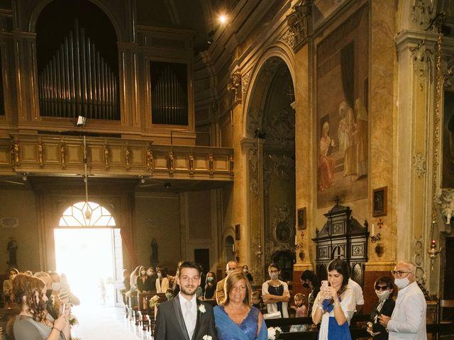 Il matrimonio di MANUEL e VALENTINA a Cernusco Lombardone, Lecco 112