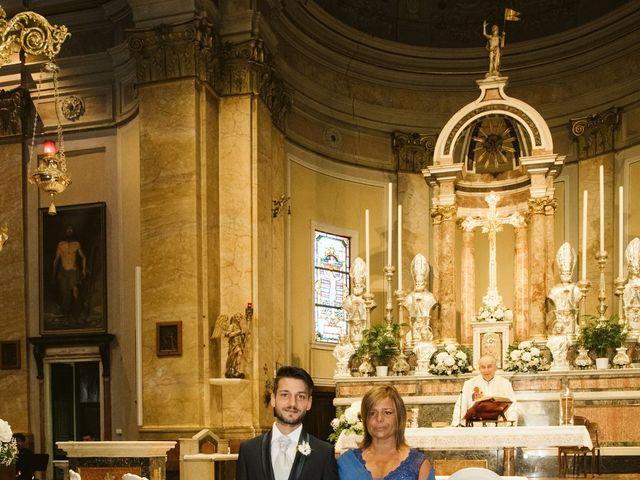 Il matrimonio di MANUEL e VALENTINA a Cernusco Lombardone, Lecco 113
