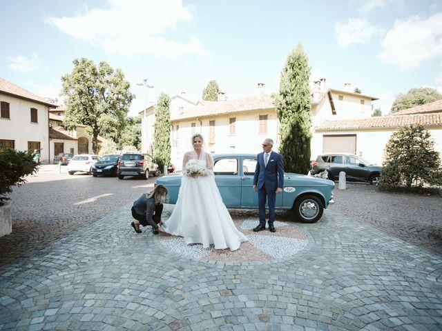 Il matrimonio di MANUEL e VALENTINA a Cernusco Lombardone, Lecco 129
