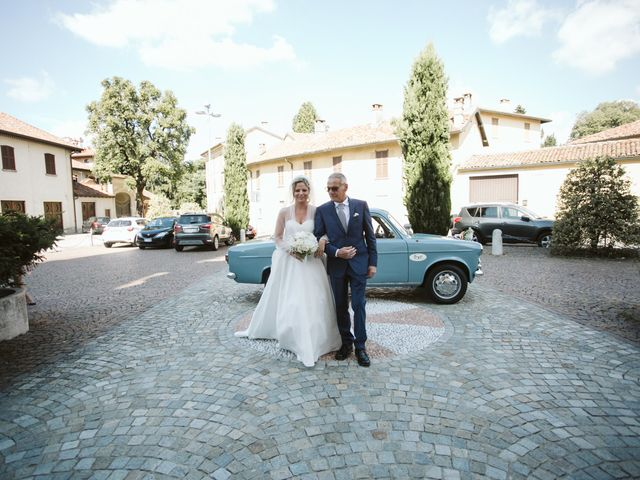 Il matrimonio di MANUEL e VALENTINA a Cernusco Lombardone, Lecco 130