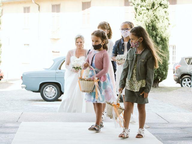 Il matrimonio di MANUEL e VALENTINA a Cernusco Lombardone, Lecco 133