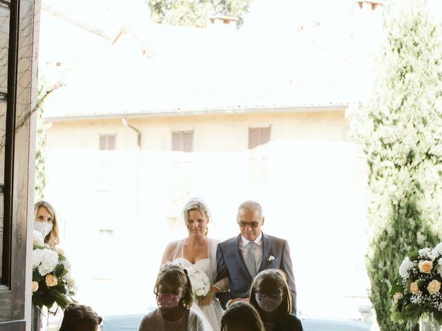 Il matrimonio di MANUEL e VALENTINA a Cernusco Lombardone, Lecco 134