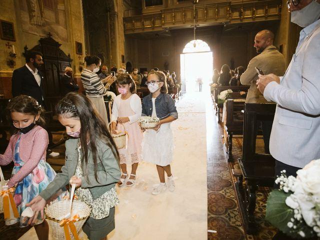 Il matrimonio di MANUEL e VALENTINA a Cernusco Lombardone, Lecco 140