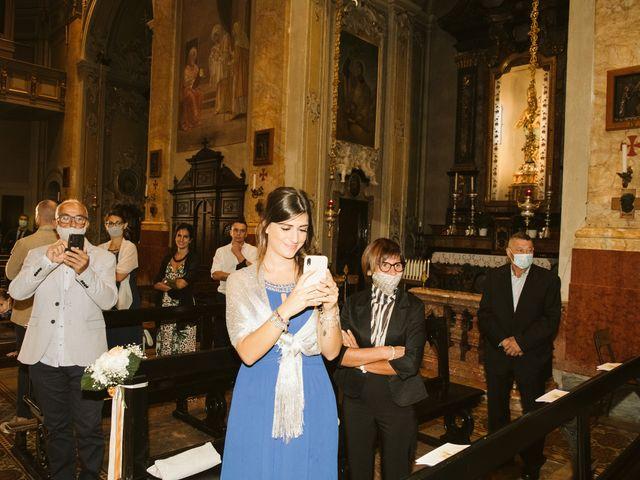 Il matrimonio di MANUEL e VALENTINA a Cernusco Lombardone, Lecco 141