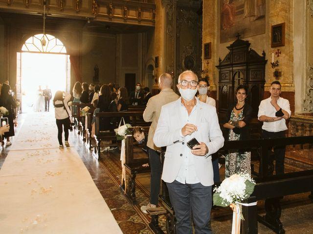 Il matrimonio di MANUEL e VALENTINA a Cernusco Lombardone, Lecco 142