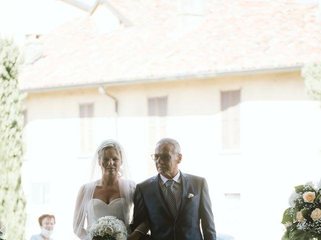 Il matrimonio di MANUEL e VALENTINA a Cernusco Lombardone, Lecco 143