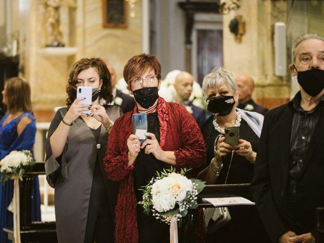 Il matrimonio di MANUEL e VALENTINA a Cernusco Lombardone, Lecco 147