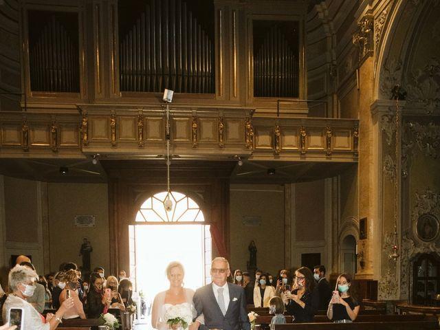 Il matrimonio di MANUEL e VALENTINA a Cernusco Lombardone, Lecco 149