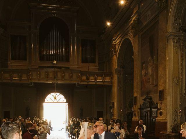 Il matrimonio di MANUEL e VALENTINA a Cernusco Lombardone, Lecco 153