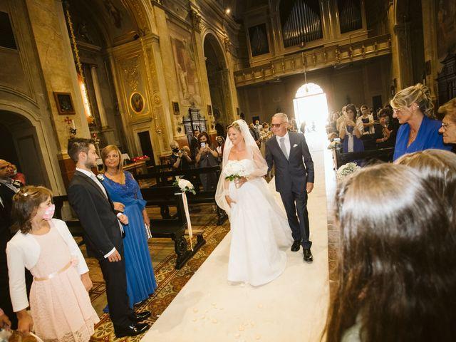 Il matrimonio di MANUEL e VALENTINA a Cernusco Lombardone, Lecco 154