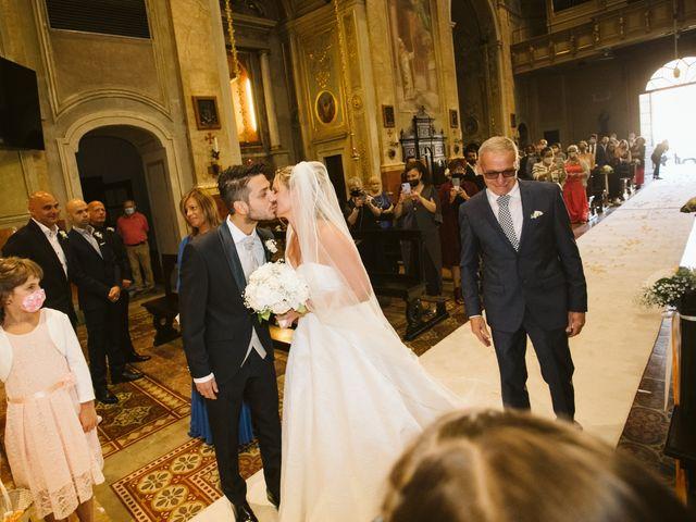 Il matrimonio di MANUEL e VALENTINA a Cernusco Lombardone, Lecco 155