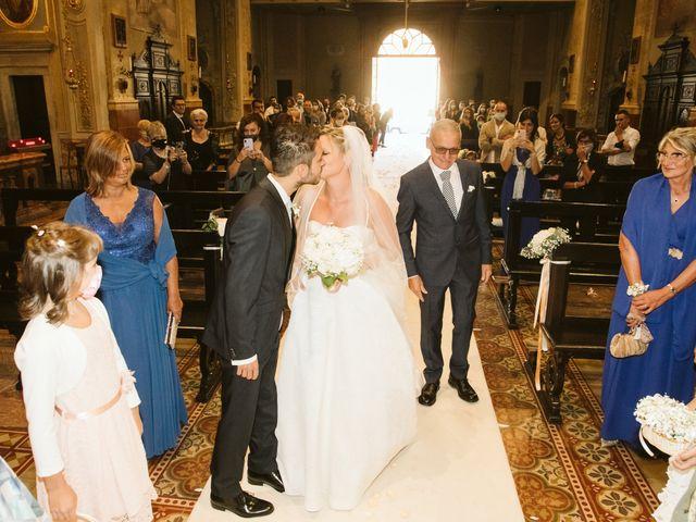 Il matrimonio di MANUEL e VALENTINA a Cernusco Lombardone, Lecco 156