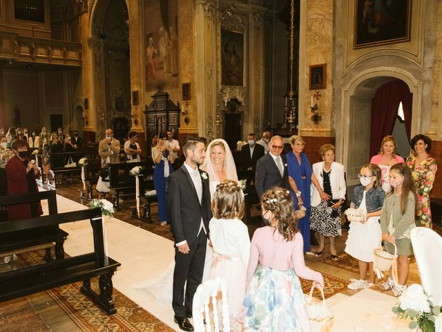 Il matrimonio di MANUEL e VALENTINA a Cernusco Lombardone, Lecco 158