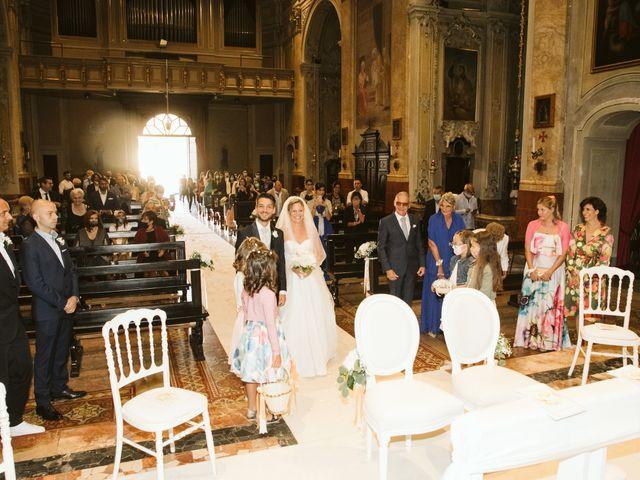 Il matrimonio di MANUEL e VALENTINA a Cernusco Lombardone, Lecco 160